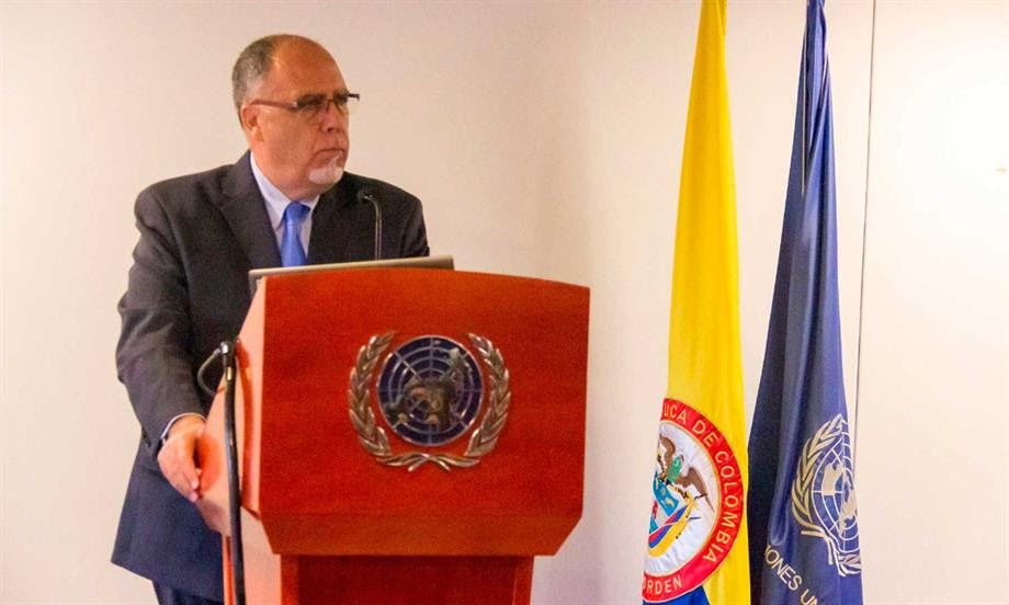 Representante de la ONU para la droga y el delito celebra que se haya interrumpido la tendencia de crecimiento de cultivos ilícitos en Colombia