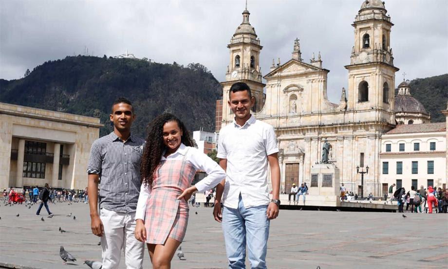 Jóvenes en Acción inician prácticas profesionales en el Congreso de la República