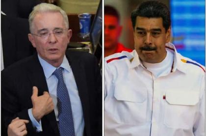 Ahora Maduro acusa a Álvaro Uribe y 'Pacho' Santos de armar un plan para asesinarlo