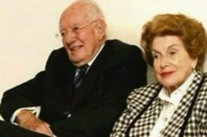 Murió la viuda del expresidente Alfonso López Michelsen a sus 105 años