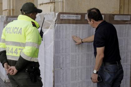 Fiscalía advierte consecuencias para los candidatos caraduras que están inhabilitados