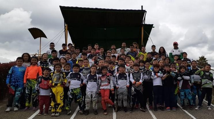 SE CORRIÓ LA PRIMERA VÁLIDA MUNICIPAL DE BMX Con la participación de 76