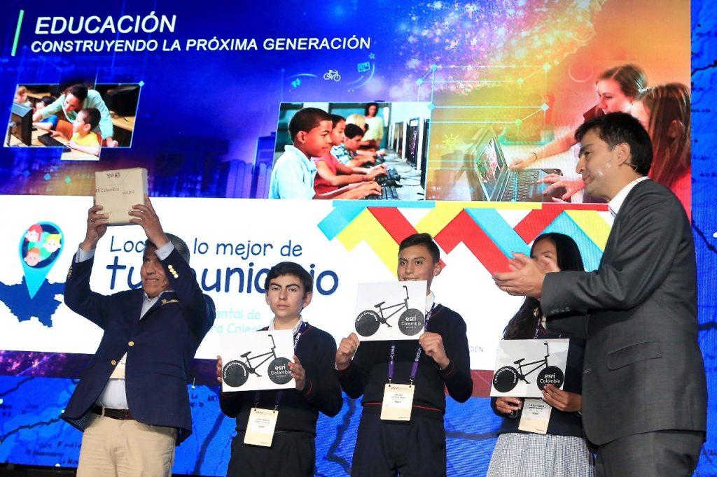 IERD El Salitre de La Calera, ganadores del concurso 'Localiza lo mejor de tu municipio'