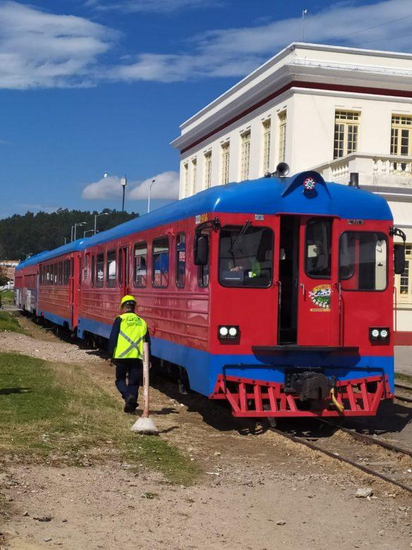 Este domingo 29 inicia nueva ruta del Tren Turístico hasta Nemocón