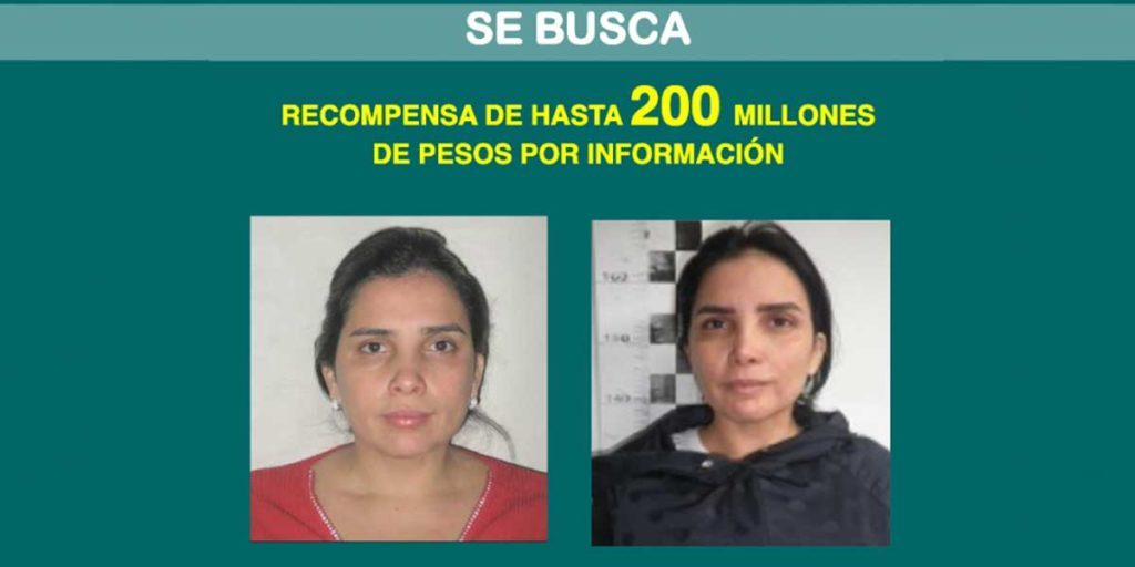 Autoridades incrementan a $200 millones recompensa por Aida Merlano