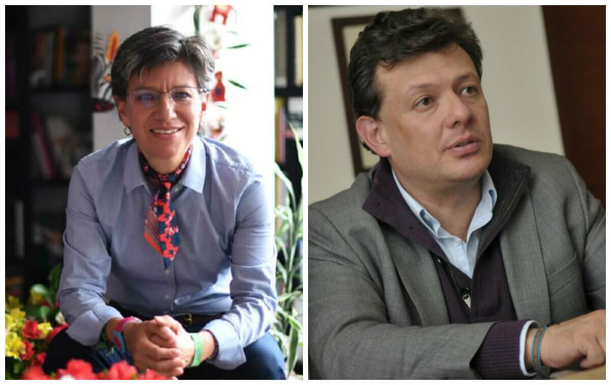 Claudia López y Hollman Morris: los únicos que publicaron sus declaraciones de renta