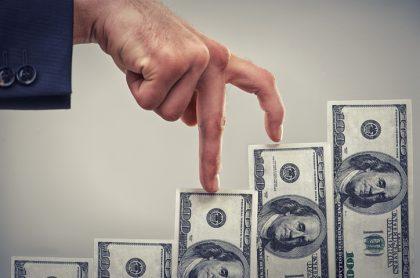 Segundo día consecutivo en el que precio del dólar en Colombia sube