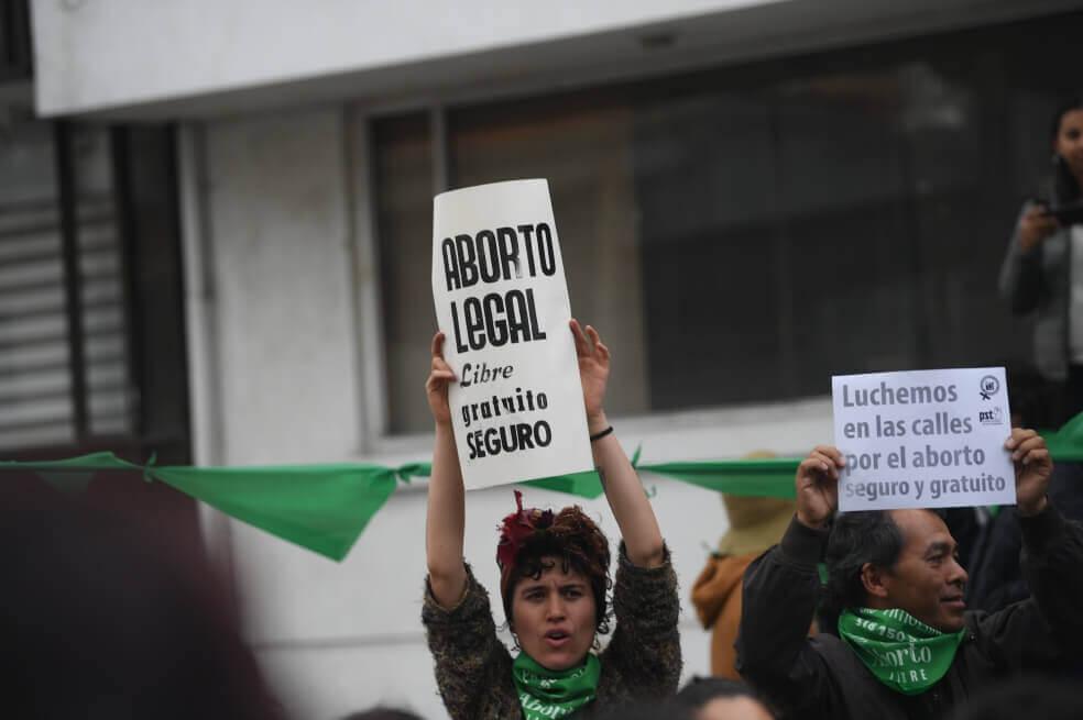 Colombia Justa-Libres pide a Duque intervenir para que no se firme resolución sobre aborto