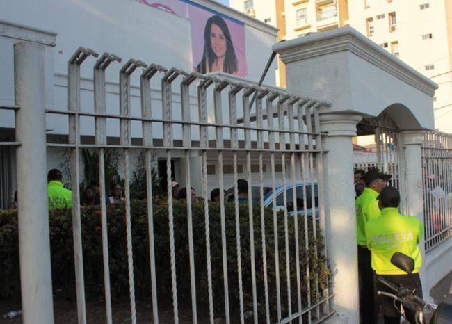 Exeparejas de Aida Merlano también son investigados por compra de votos