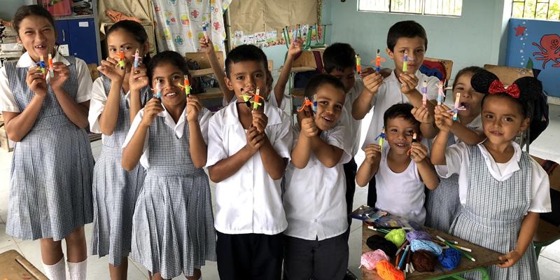 Leer para escribir, un proyecto para mejorar el aprendizaje de lenguaje en IED de Yacopí