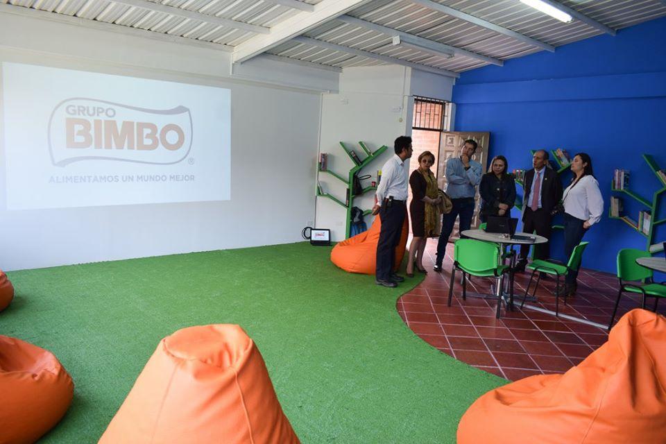 Responsabilidad social alcaldía Tenjo-Bimbo