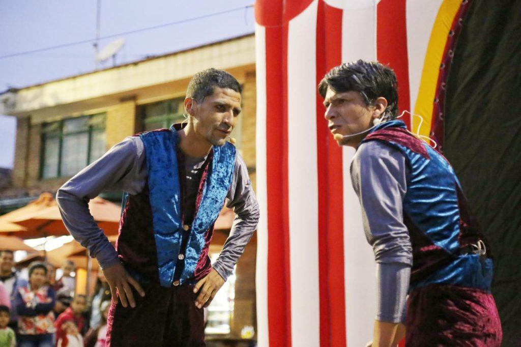 Se abre el telón para continuar con el Festival de la Luna, la Leyenda y el Maíz.