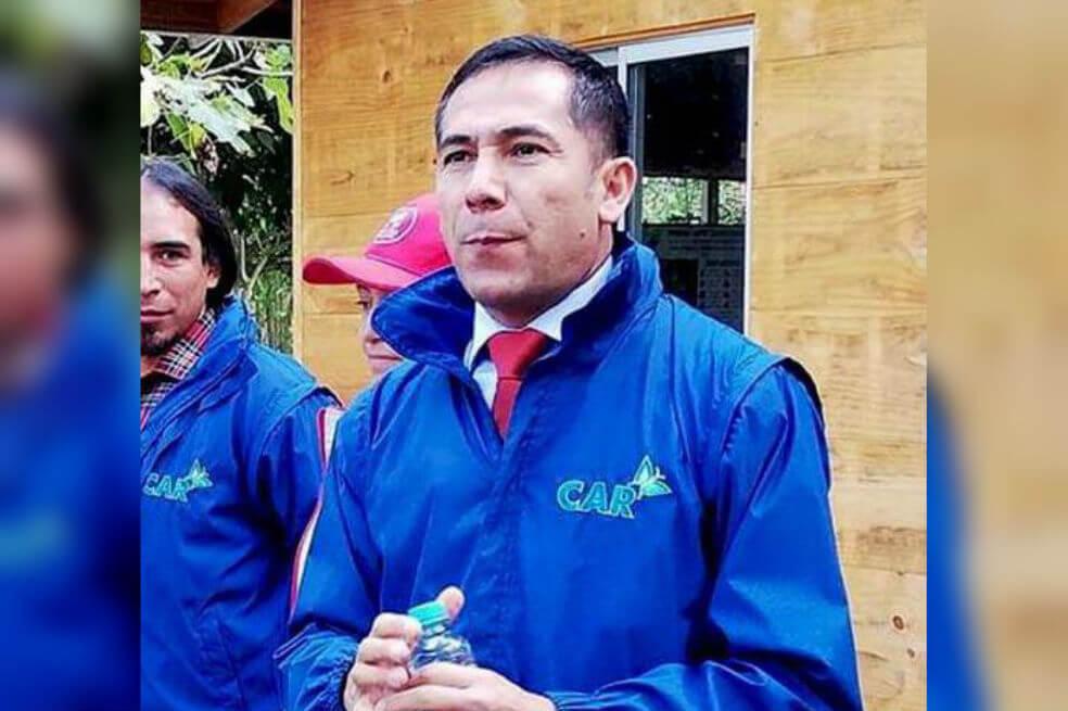 Luis Fernando Sanabria es elegido como el nuevo director de la CAR Cundinamarca