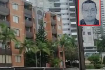 Extraditable murió tratando de escapar por un balcón en Medellín