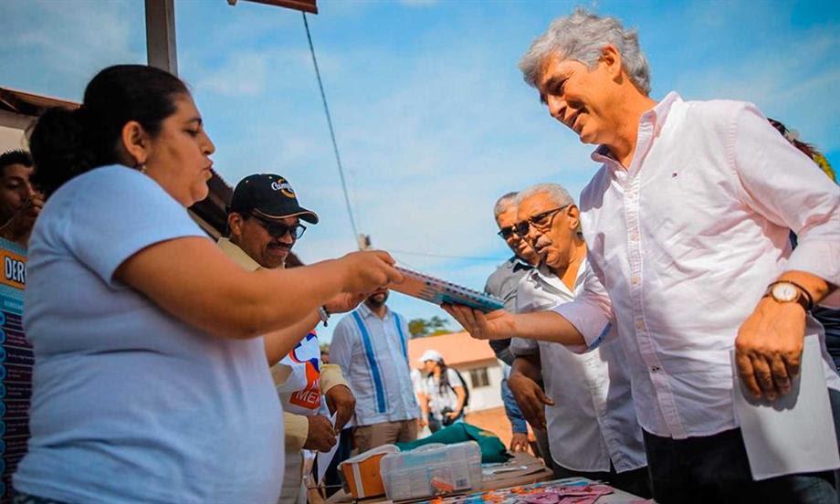 El programa 'Salud para la paz' empieza su segunda fase en zonas afectadas por la violencia