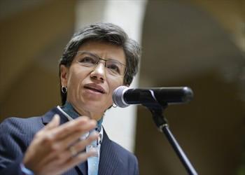 Alcaldesa electa de Bogotá habla de la posibilidad de aumentar la tarifa de Transmilenio