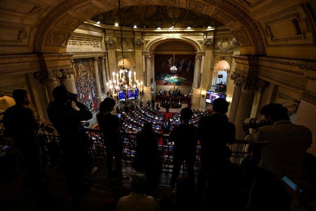 Congreso, a sesiones extras para discutir la reforma tributaria