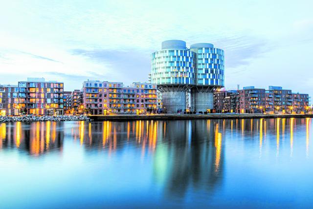 Nordhavn, la ciudad inteligente basada en energía renovable