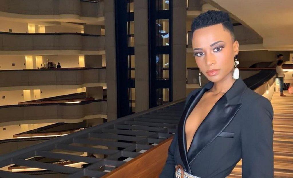 Nueva Miss Universo publica foto sin nada de maquillaje y abre todo un debate en redes