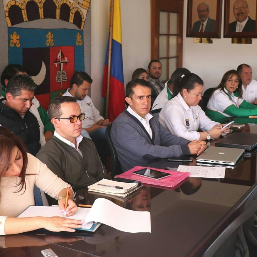Administración Donoso hace empalme  sentencia río Bogotá con administración entrante.