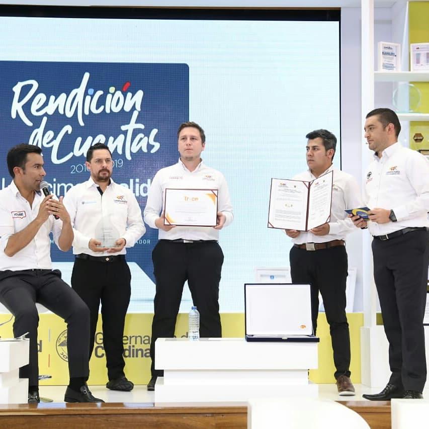 Cundinamarca se consolida como el primer departamento del país