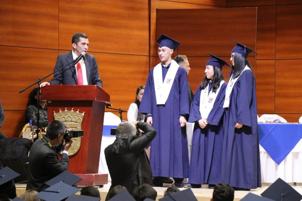 500 estudiantes más podrán acceder a la educación superior.