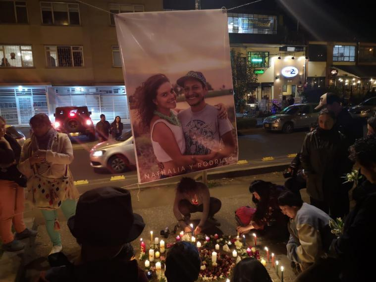 Legalizan captura de presuntos implicados en crimen de pareja de ambientalistas
