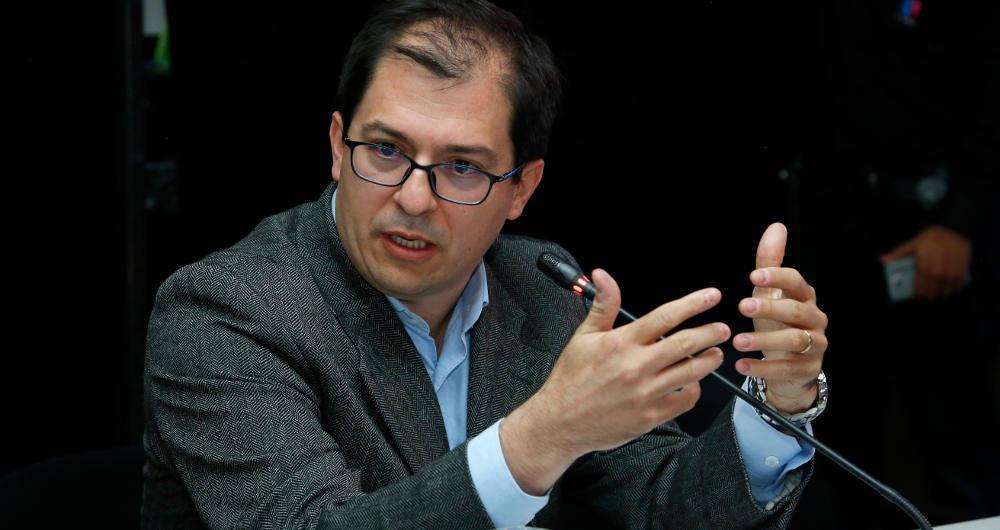 ¿Quién es Francisco Barbosa, el nuevo fiscal general de la Nación?