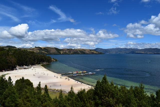 El Lago de Tota, entre los mejores destinos verdes del planeta