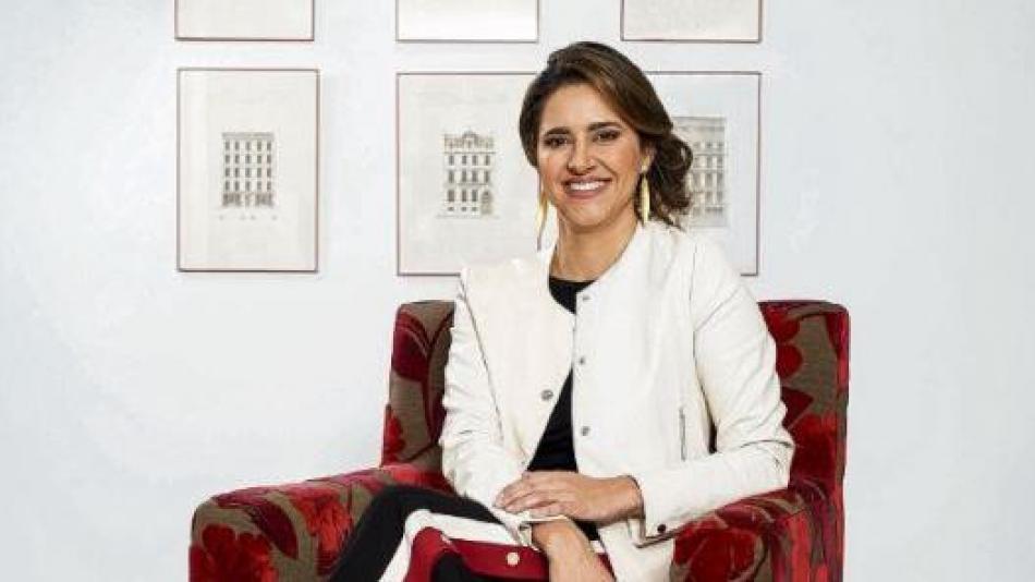 La Primera Dama, María Juliana Ruiz, se une al Hay Festival para reivindicar el rol de los jóvenes en la transformación social