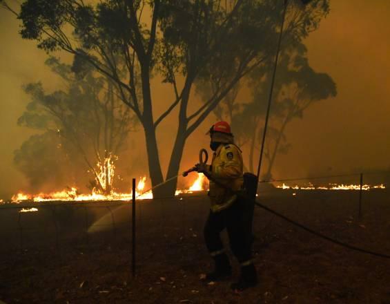 Humo causado por incendios en Australia le daría la vuelta al mundo