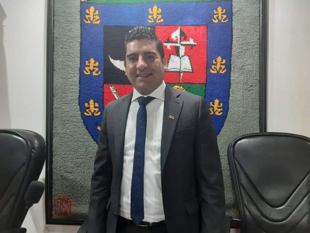 Nuevo presidente del Concejo municipal de Chía