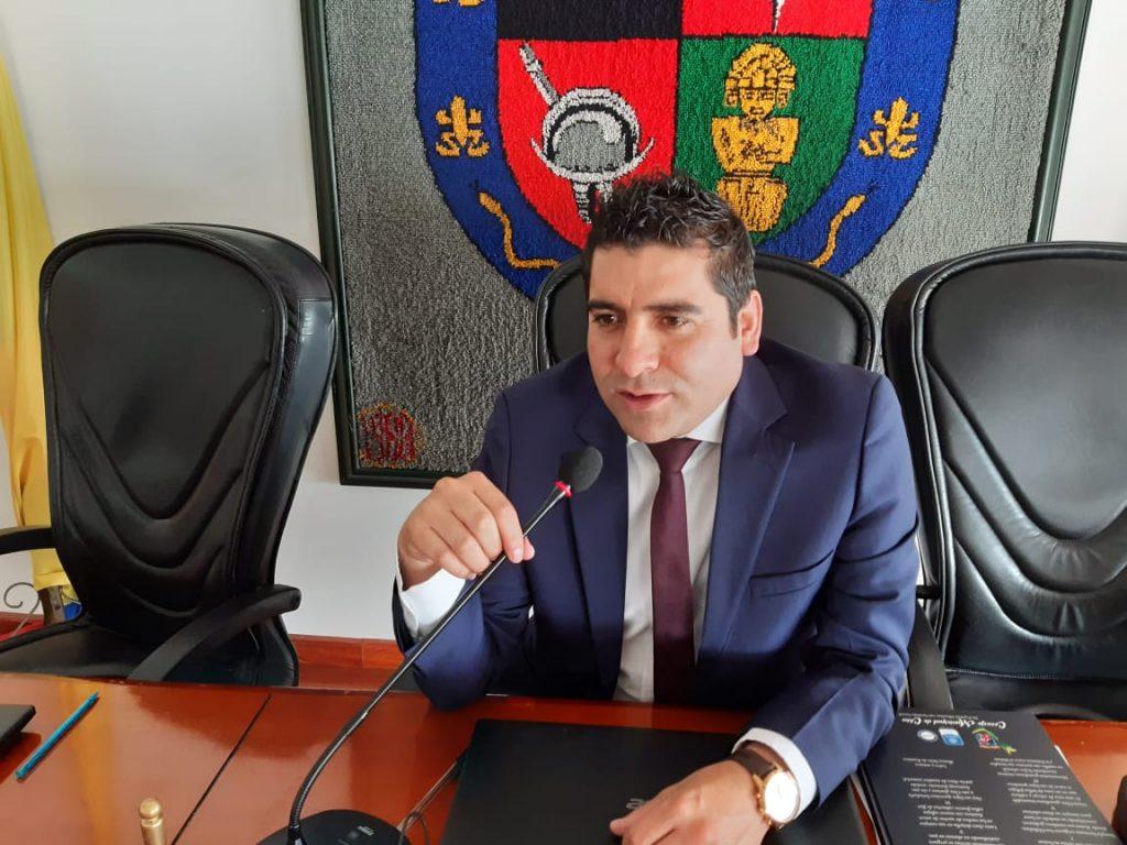Presidente del Concejo en Chía