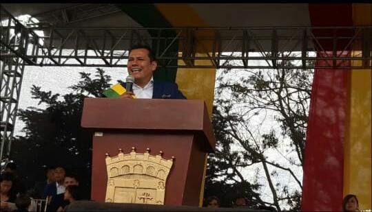 Posesión del Alcalde de Chía Luis Carlos Segura 2020- 2023
