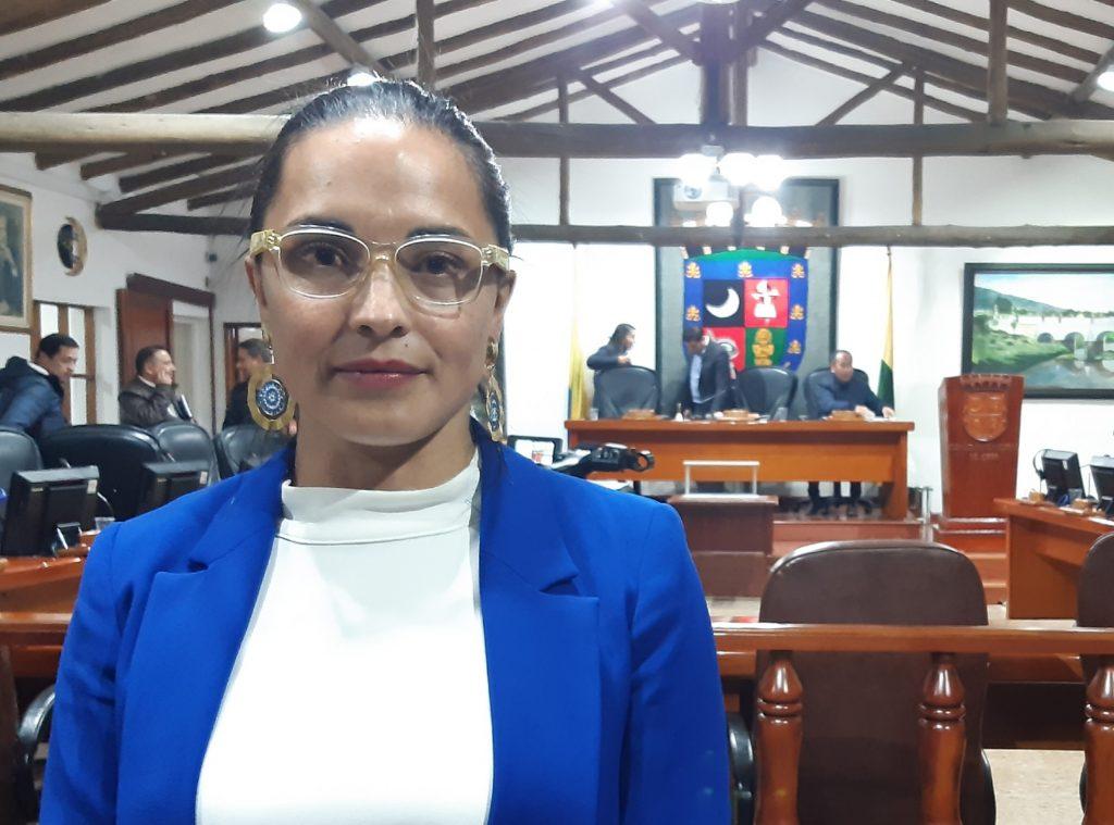 Faisuly Blanco González, nueva Personera municipal de Chía
