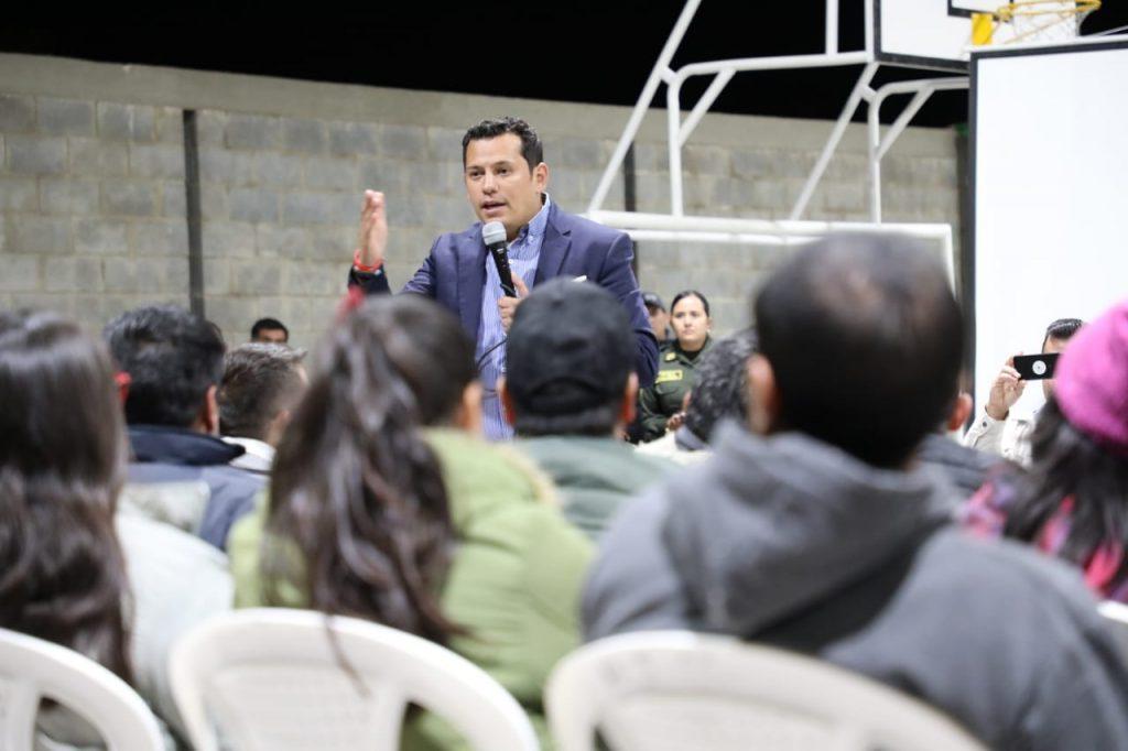 """¡Más acciones para fortalecer  la """"Chía SEGURA""""!"""