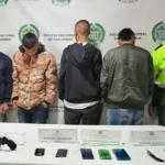 Vea lo que encontró la Policía en esta casa y estos ocho locales de Bogotá