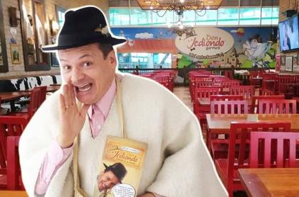 """Don Jediondo cerrará siete restaurantes y tomará medidas para """"salvarse de la crisis"""