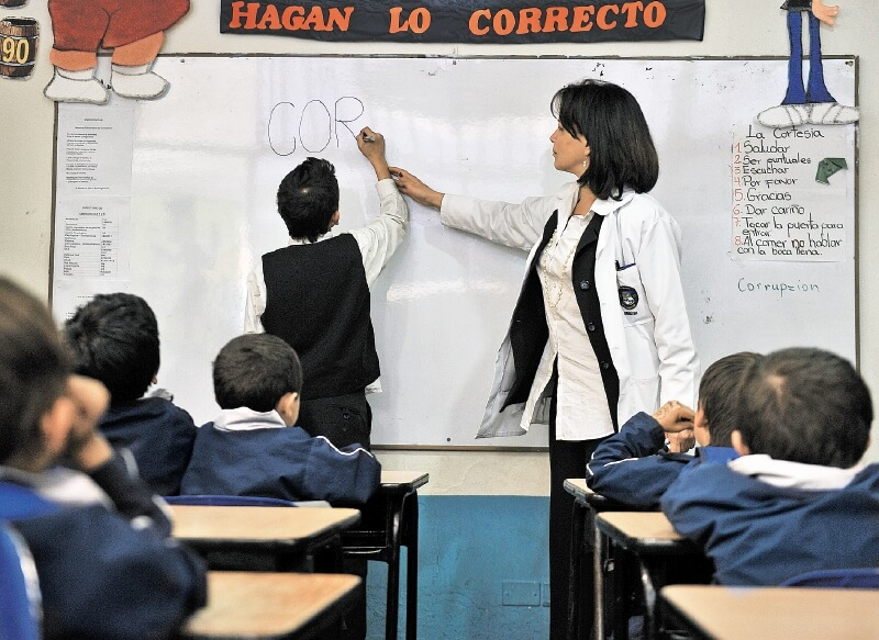 Soacha, al borde de la emergencia educativa