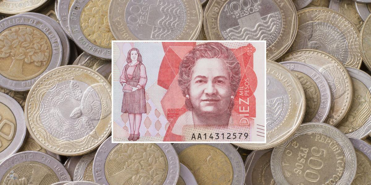 La bella moneda de $10.000 ya tiene fecha de salida en Colombia