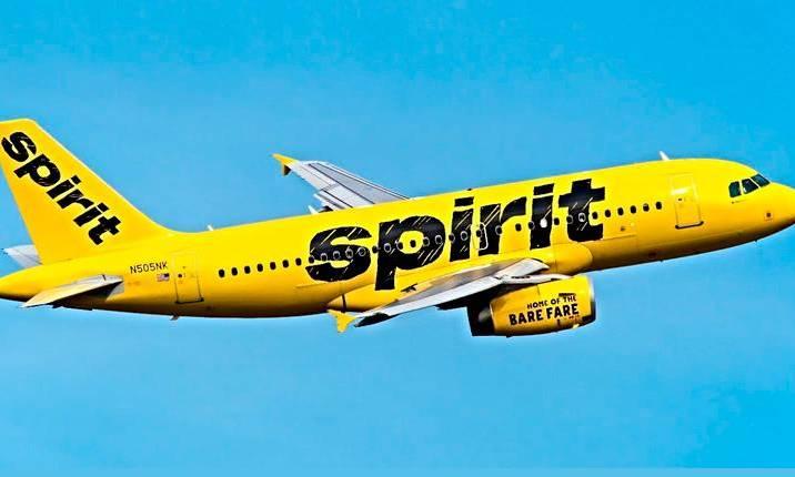 Ruta aérea directa de Spirit Airlines conectará a Bucaramanga con los Estados Unidos