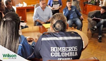 Zipaquirá, Cundinamarca, se prepara contra efectos del verano
