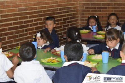Cundinamarca expedirá decreto para supervisar alimentación escolar