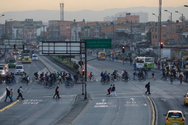 Alcaldesa Claudia López anuncia segundo día sin carro en Bogotá