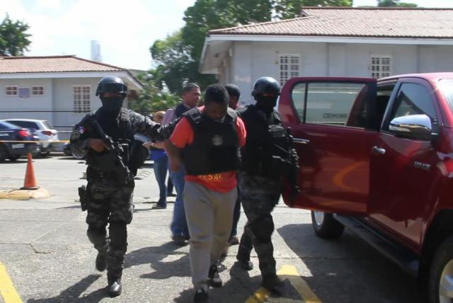 Doble golpe a la mafia colombiana en Panamá