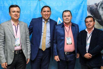 Alcaldes de Cundinamarca elegidos representantes ante el Consejo Directivo de la CAR