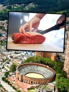 ¿Por qué Bogotá se podría quedar sin carne y otros alimentos en los próximos días?