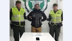 Cayó extranjero cuando escapaba con celular robado en Súbia, Cundinamarca
