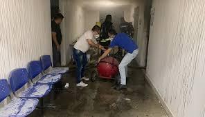 Emergencia por incendio en Hospital de Mesitas, Cundinamarca