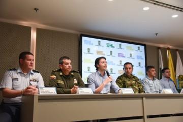 Tras atentado, Ejército reforzará seguridad en zona rural de Medellín